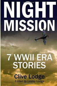 Night Mission Seven WWII Era Stories Front
