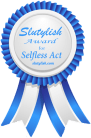 Slutylish Award for Selfless Act