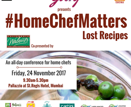 Food, Lost Recipes & Happy Hands – Home Chef Matters 2.0