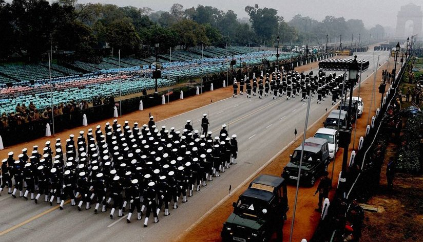 republic day parade for kids