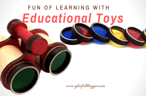 Learning is Fun with Educational Toys