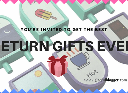 5 Best Return Gifts Ideas for Kid's Birthday