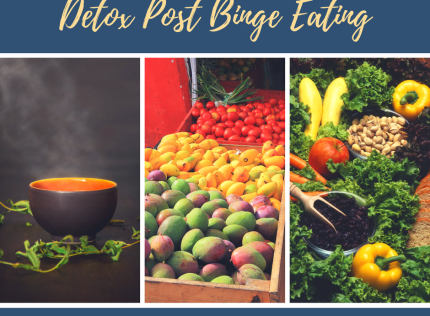 5 Best Detox Ideas After Festival Binge Eating