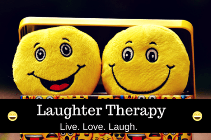 Laugh out Loud – Life is Better with Laughter