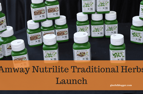 Amway Nutrilite Indian Traditional Herbs – Best of Nature