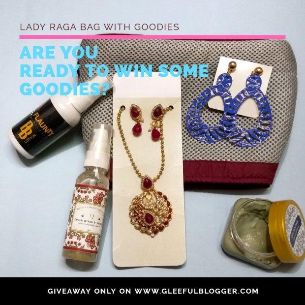 lady raga subscription bag
