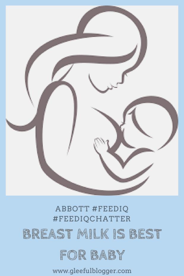 exclusive breastfeeding baby
