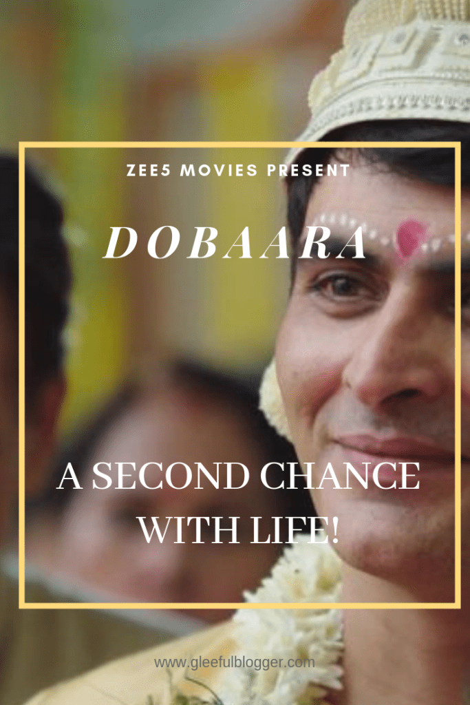 ZEE5 Movie Dobaara short Hindi movie featuring Manav Kaul.