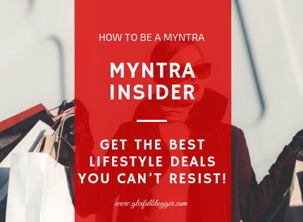 Why to be a Myntra Insider?