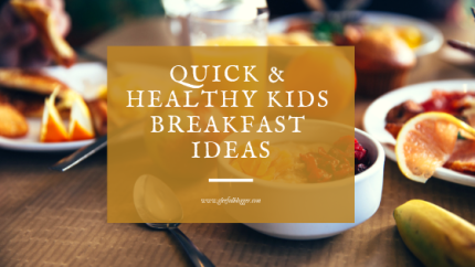 quick breakfast for kids