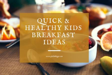 quick breakfast for kids
