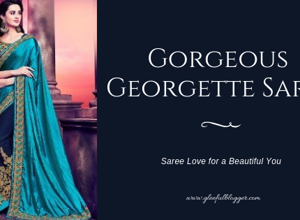 Georgette Sarees – An Evergreen Fashion Statement