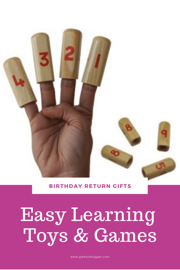 Birthday return gifts for kids