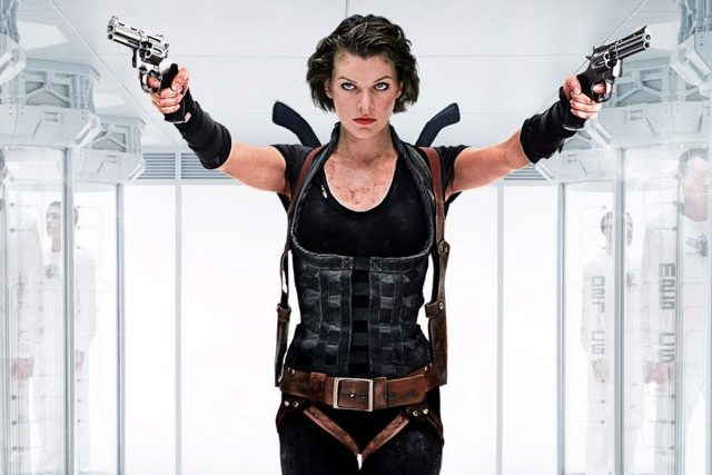 Resident Evil Milla Jovovish Best Hollywood classic movies to watch online