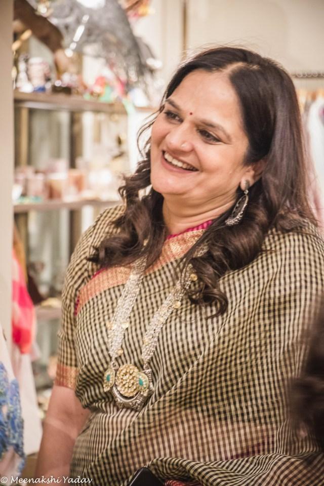 sangeeta boochra silver centrre