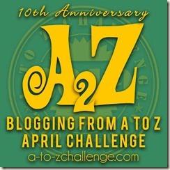 #A2Z2019 #blogchatterA2Z