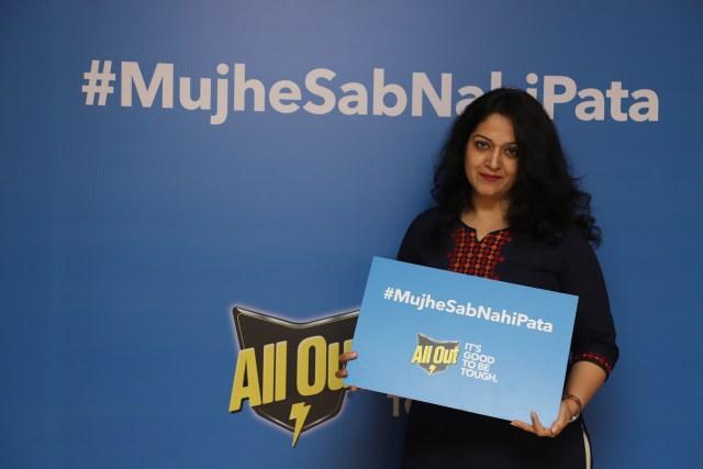 All Out campaign Mujhe sabe nahi pata