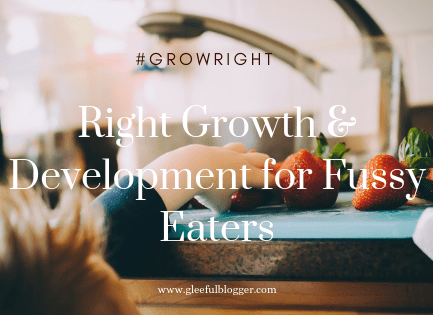 right growth and development of your child