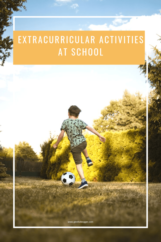 extracurricular activities at school for students