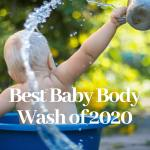 which is the best baby body wash in India