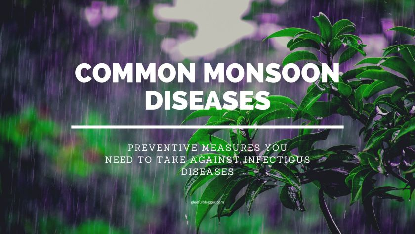 infectious diseases during monsoon