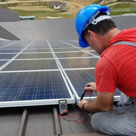 solar panels in Florida