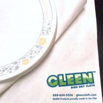 GLEEN 3 Piece Dish Dry Cloth