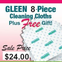 GLEEN Spring 8 Piece Cloth With One FREE Gift