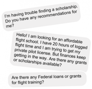 Time Invested Applying for Aviation Scholarships Can Pay