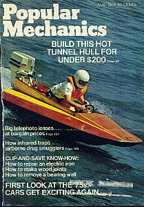 Popular Mechanics  Boatbuilders Site on GlenLcom