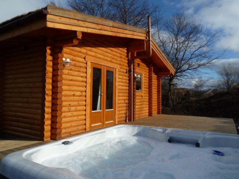 Scotsview  Glenbeag Mountain Lodges