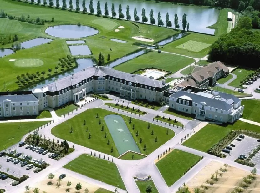 FRANCE – 4* Dolce Chantilly Golf Holiday & Golf Break Offers