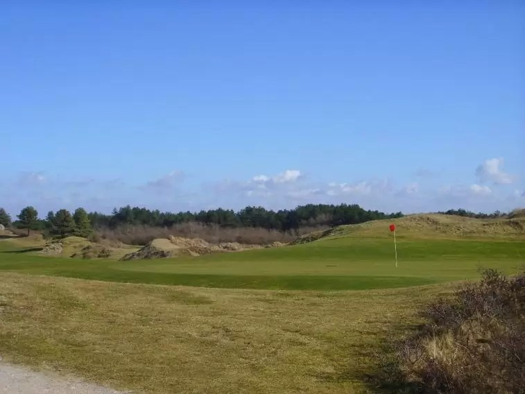 Golf De Belle Dune, Le Touquet
