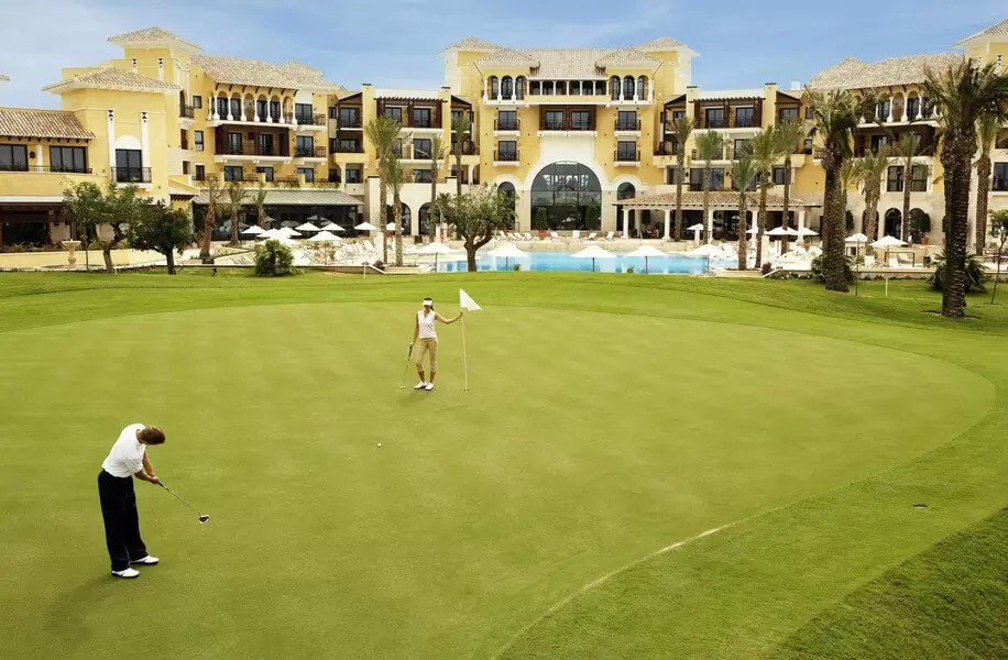 MURCIA – 4* Mar Menor Golf Resort Golf Holiday & Golf Break Offers