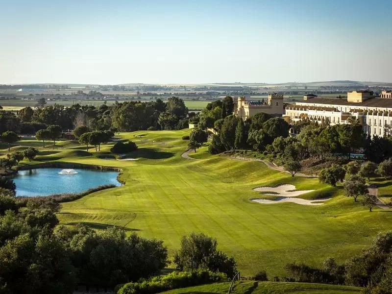 Montecastillo Golf Course, Jerez