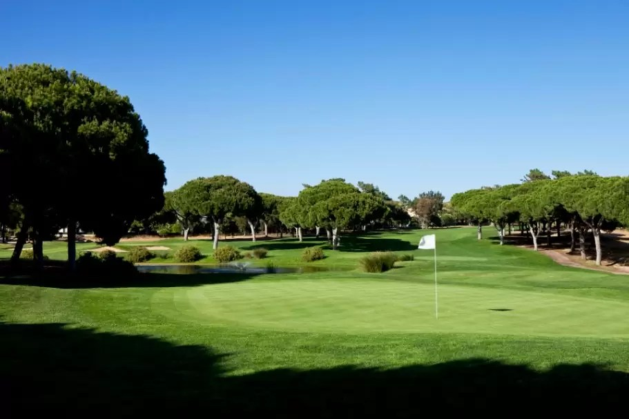ALGARVE - 5* Blue And Green The Lake Spa Resort Golf Holiday & Golf Break Offers