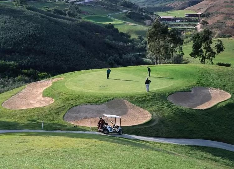 Parque Da Floresta Golf, Wester Algarve