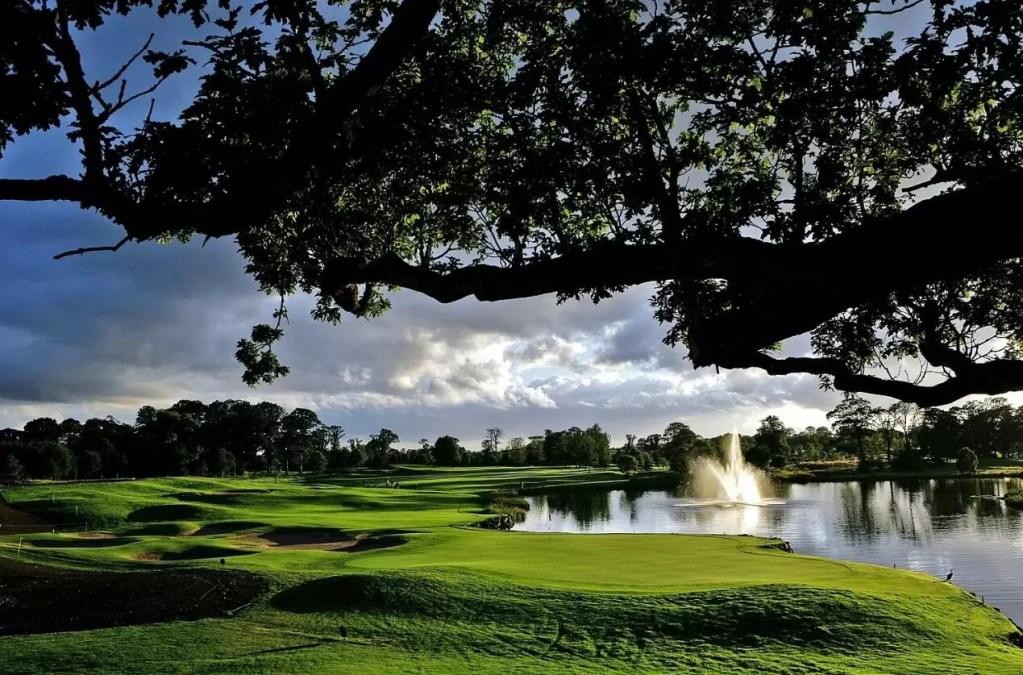 The K Club Golf Resort, Kildare