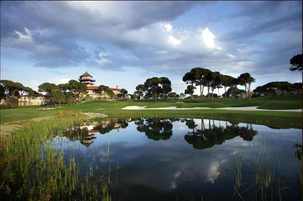 The Montgomerie Maxx Royal, Belek