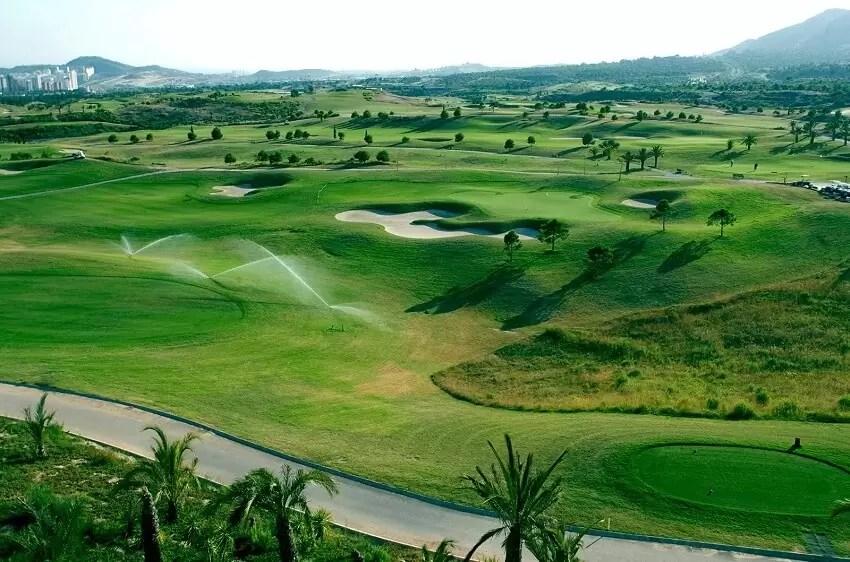BENIDORM – 4* Villaitana Golf Resort Golf Holiday & Golf Break Offers
