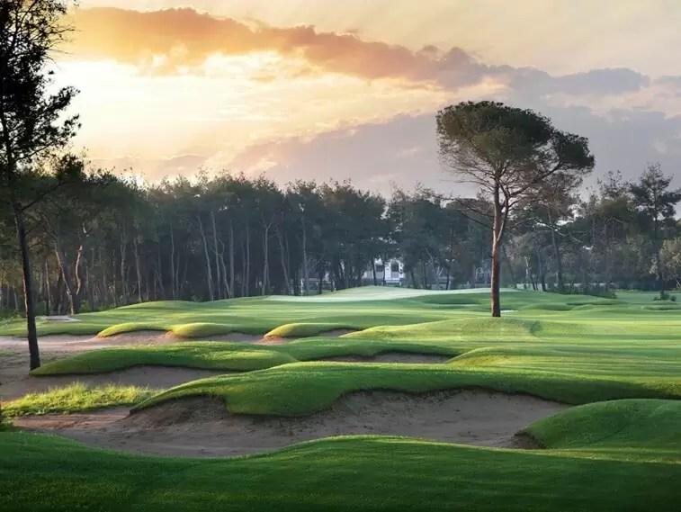 TURKEY – ALL INCLUSIVE – 5* Voyage Belek Golf Holiday & Golf Break Offers