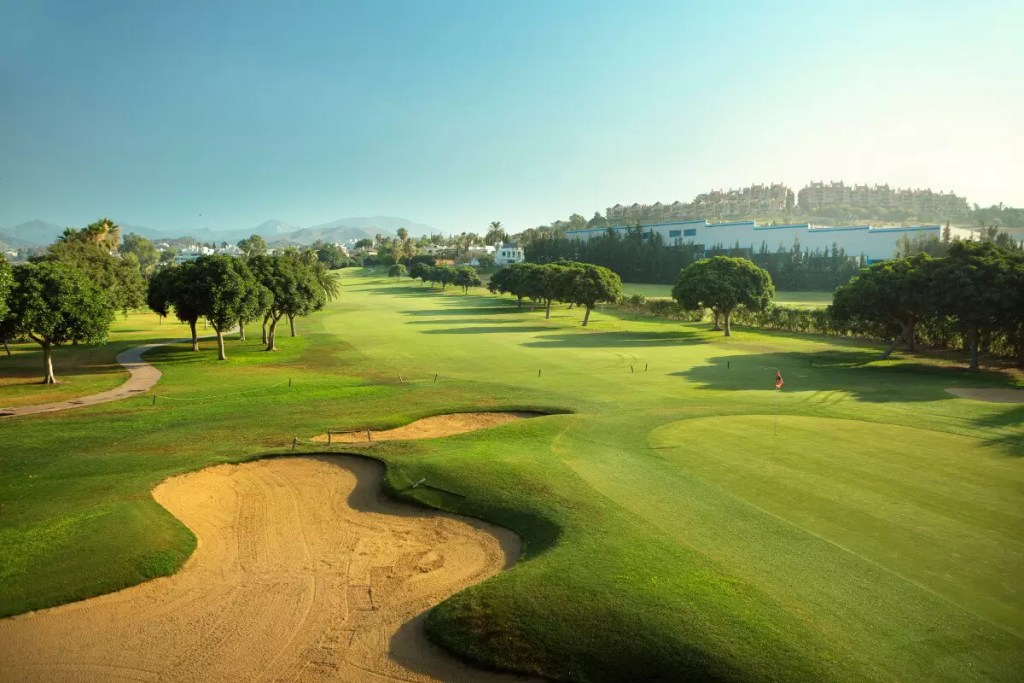 Aloha Golf Club, Estepona