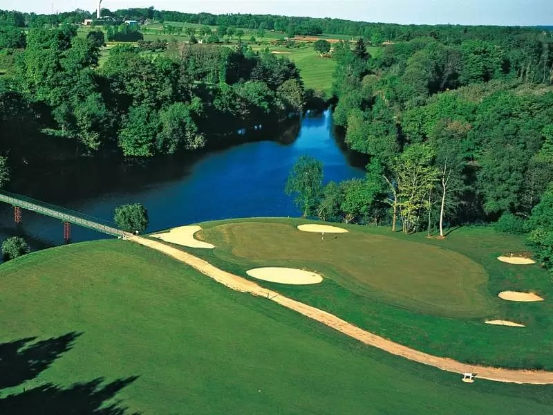 Le Tang at Saint Malo Hotel Golf & Country Club, Brittany