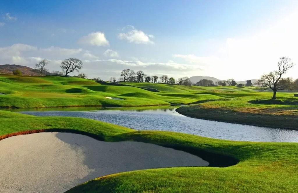 Castle Dargan Golf Club, Co.Sligo