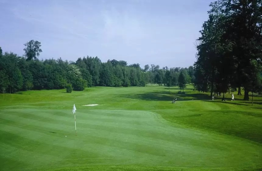 Golf de L'Isle Adam, Near Paris