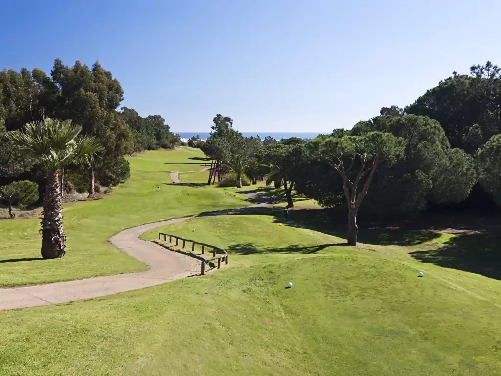 COSTA DE LA LUZ - 4* Islantilla Golf Resort Golf Holiday & Golf Break Offers