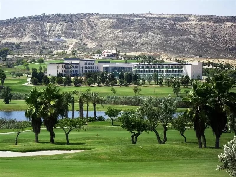 COSTA BLANCA – 5* La Finca Golf Resort Golf Holiday & Golf Break Offers