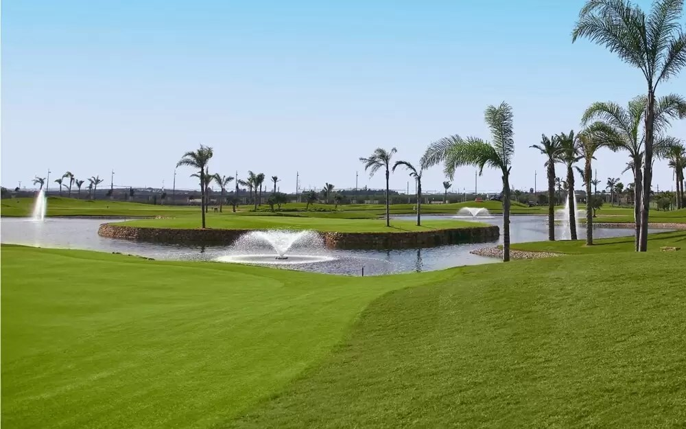 MURCIA - 4* 525 Hotel Golf Holiday & Golf Break Offers
