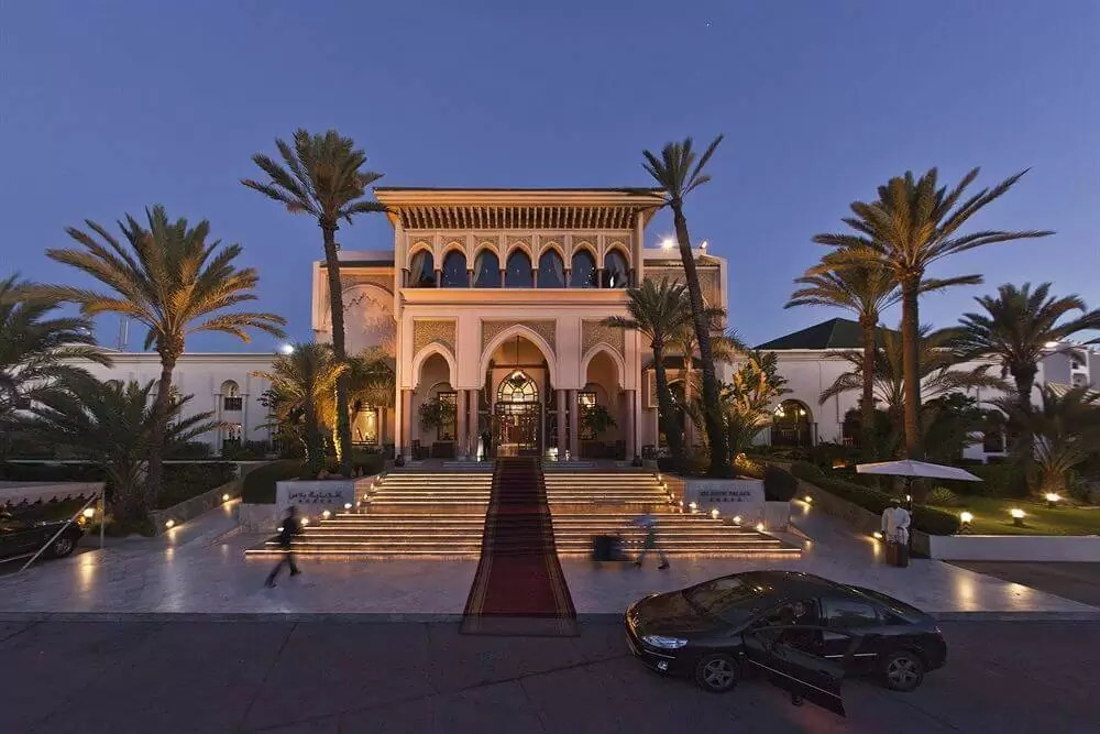 MOROCCO – 5* Atlantic Palace Agadir Golf Holiday & Golf Break Offers