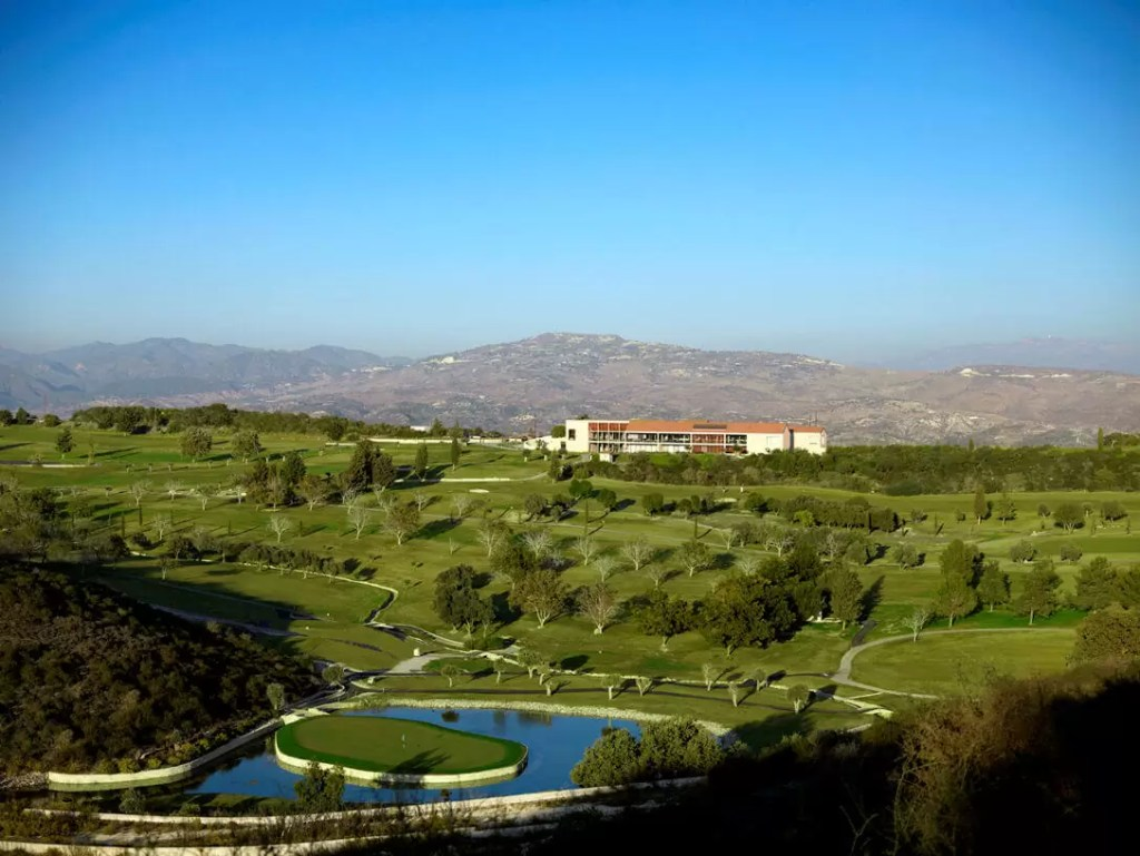 Minthis Hills Golf Club, Paphos